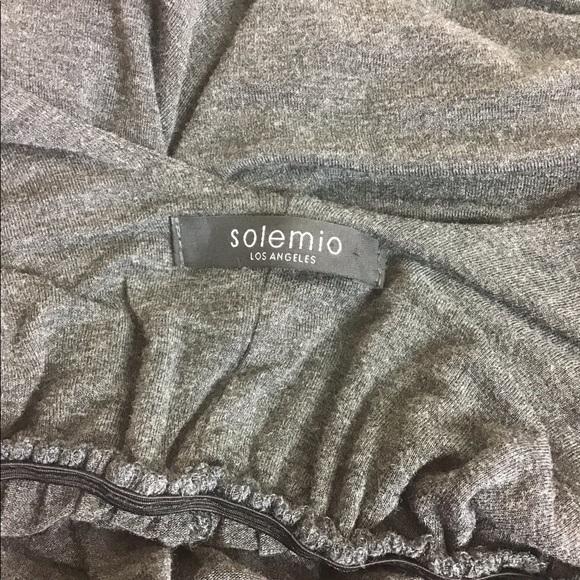 Solemio Dresses & Skirts - SOLEMIO (Los Angeles) thin strap//wrap sun dress